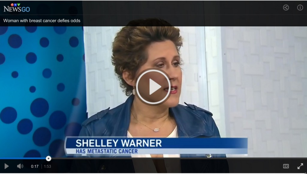 Shelley Warner CTV News