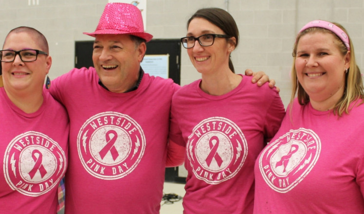 Westside, Top Dress for the Cause Fundraiser