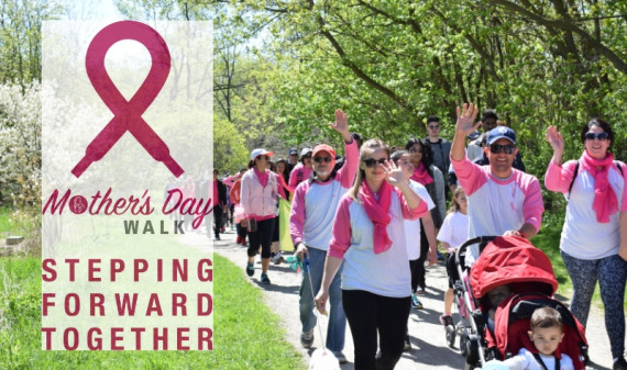 Mother's Day Walk 2019.