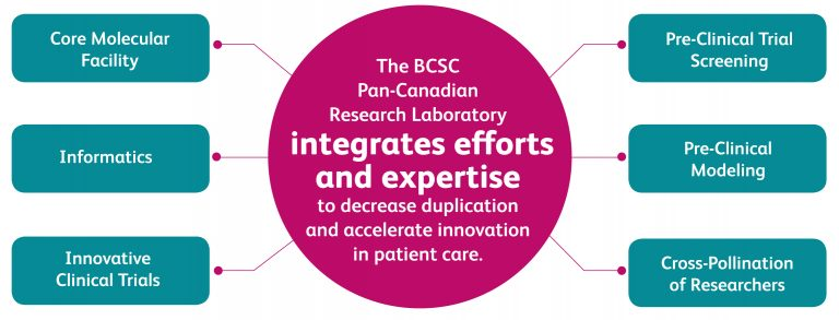 BCSC hub and spoke knowledge network