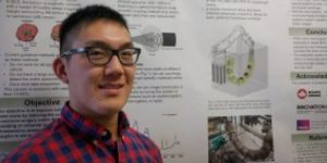 Lawrence Yip, BCSC funded researcher