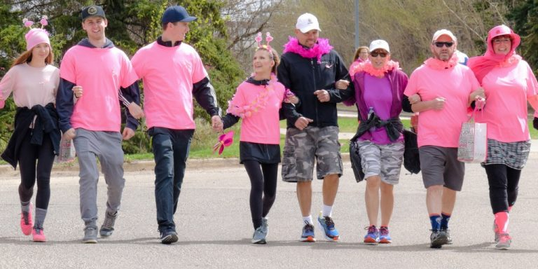 BCSC, annual Mother's Day Walk
