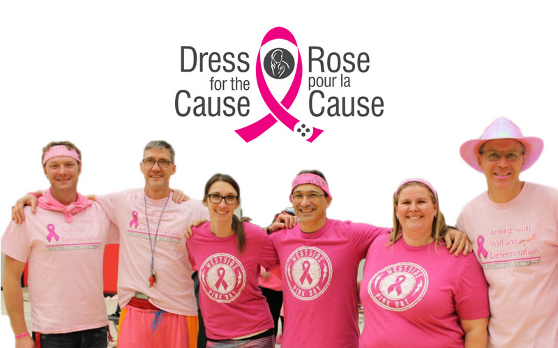 BCSC, Dress for the Cause