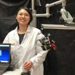 Olivia Tong, Is Developing A Non-Contact Imaging System
