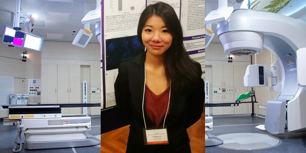 Violet Liu is developing a preventative therapy for breast and skin cancer.