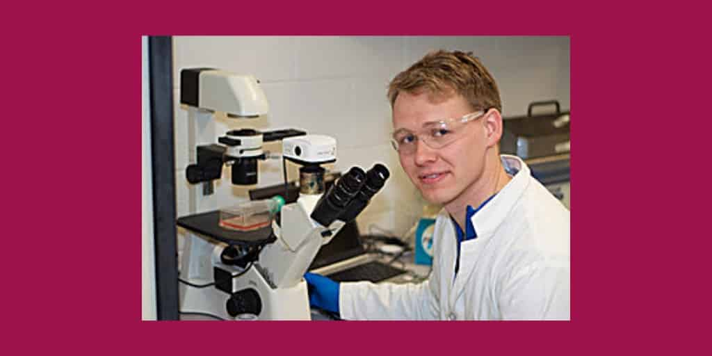 Owen Hovey Studies The Migration Of Breast Cancer Cells