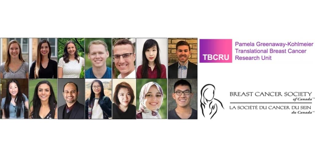 Introducing The 2019-20 Breast Cancer Research Trainee Scholarships