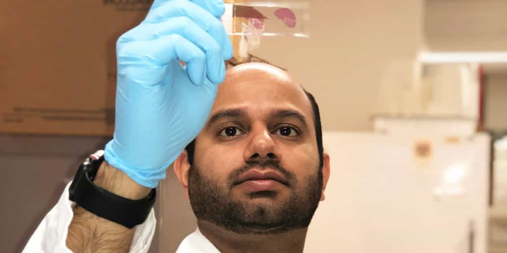 Vasudeva Bhat wants to develop the next generation of cancer therapies.