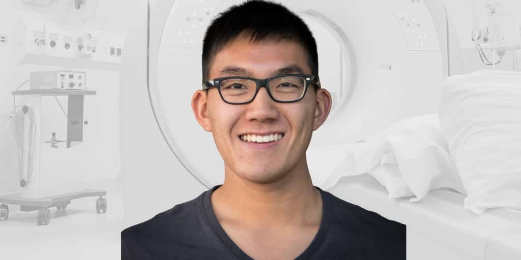 Lawrence Yip is building a photoacoustic imaging system